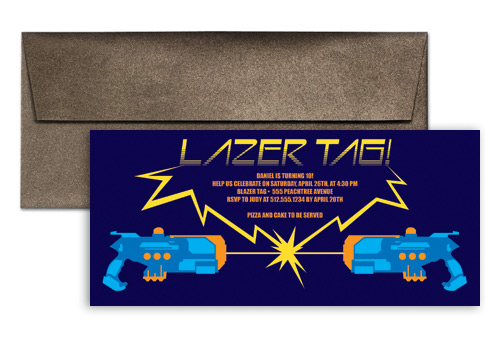 photograph about Laser Tag Invitations Free Printable titled 40th Birthday Strategies: Free of charge Laser Tag Birthday Invitation