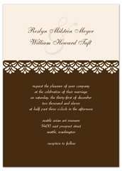 Beautiful Cheap Kit For Microsoft Word Wedding Invitation
