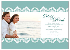 Custom Photos Templates Wedding Invitation Design