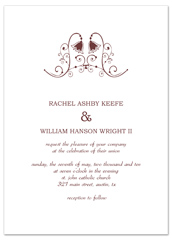 Clipart Wedding Bell Wedding Invitation Templates